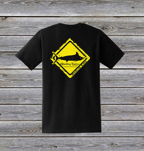 Marlin Crossing Series Short Sleeve Tee