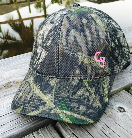 Signature Series Mesh Camo Hats