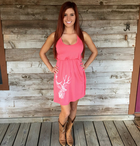 Country Cocktail Dress