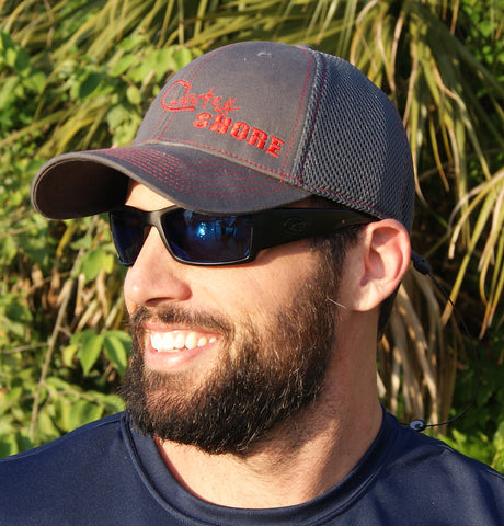 Trucker Stretch Hat - Red Signature Series