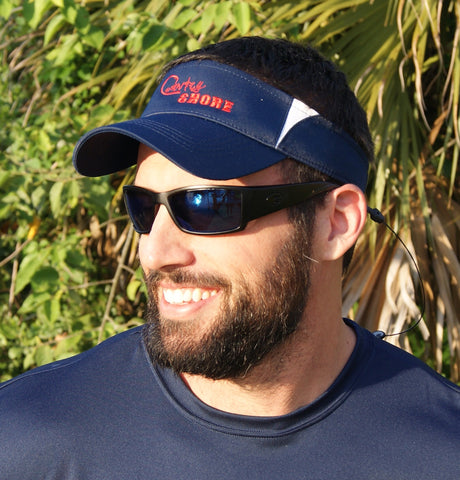 Signature Series Performance Visor - Navy