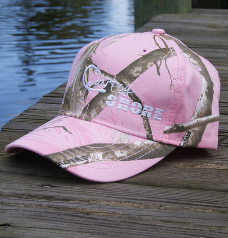Realtree AP Pink Camo Strap Back Hat - Signature Series