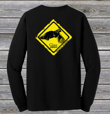Quail Crossing Series Long Sleeve Tee