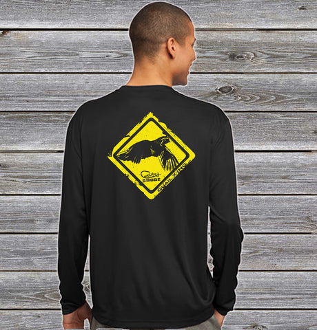 Quail Crossing Performance Long Sleeve Shirt