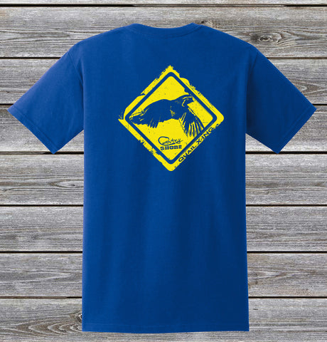 Quail Crossing Series Short Sleeve Tee