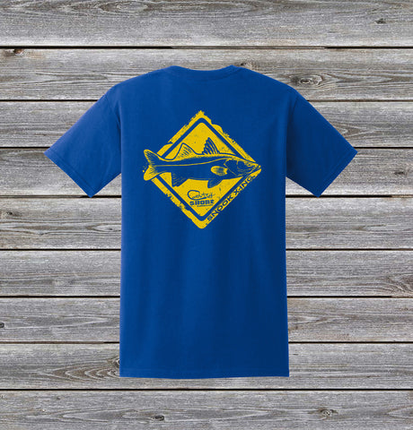 Snook Crossing Series Short Sleeve Tee