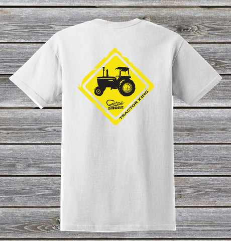 Tractor Crossing Series Short Sleeve Tee