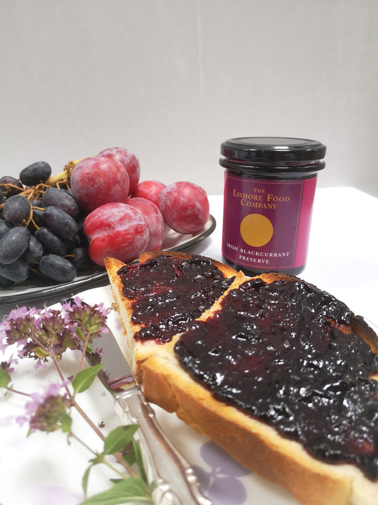 Lismore Irish Blackcurrant Preserve