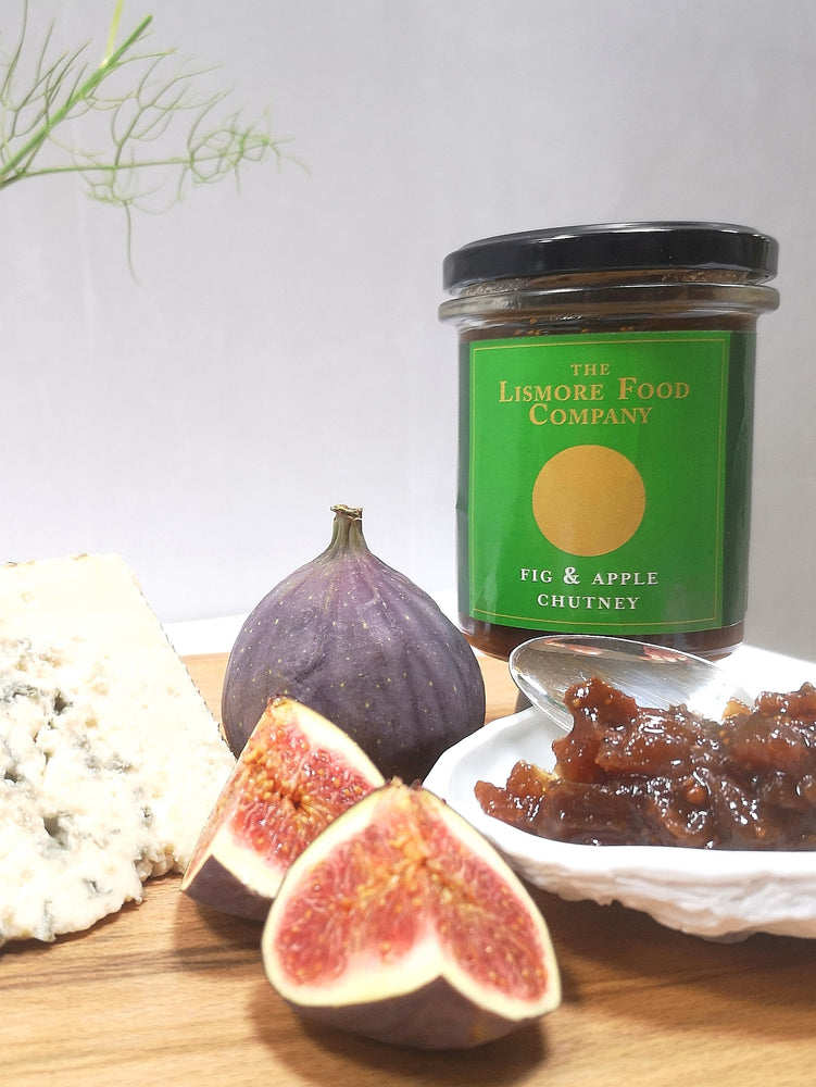 Lismore Fig & Apple Chutney. Made in Ireland.