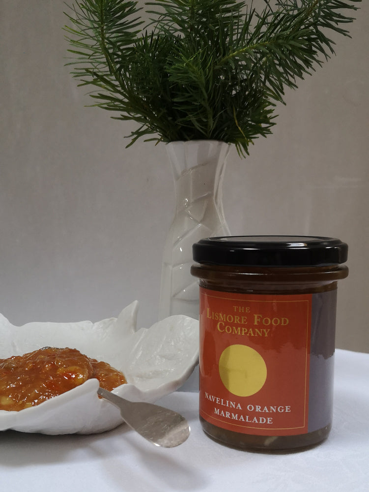 Lismore Navelina Orange Marmalade.