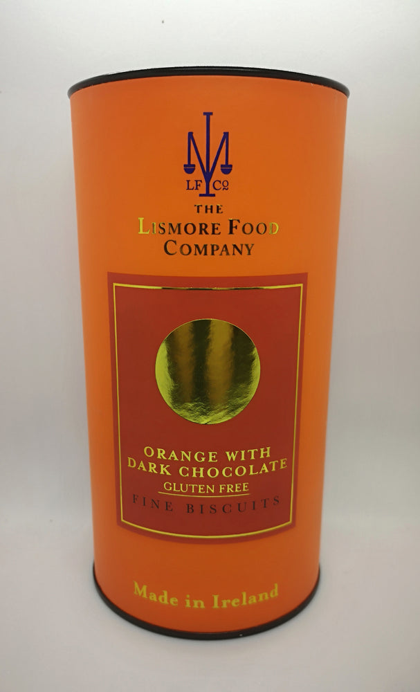 Lismore Orange with Dark Chocolate Biscuits (GF)