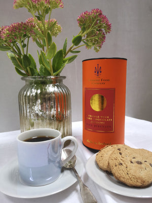 Load image into Gallery viewer, Lismore Orange with Dark Chocolate Biscuits (GF)
