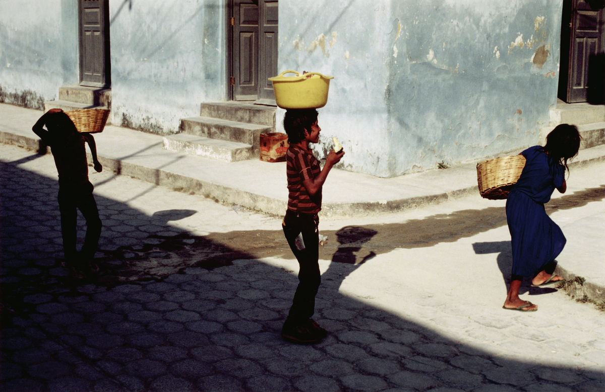 Shadow Kids, Guatemala, 1992