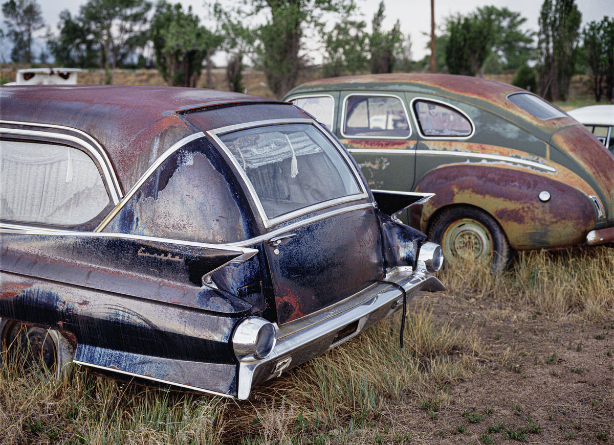 Hearse, Arizona, 1993