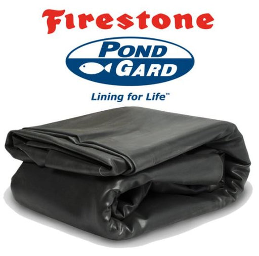 45 Mil EPDM Fish Safe Liner - 5 FEET Accessories Frame It All