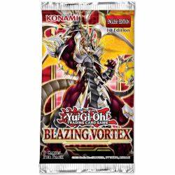 Yu-Gi-Oh!: Blazing Vortex Booster Pack | Out of the Box Gaming