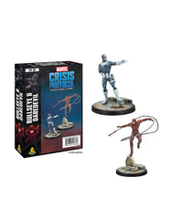 Marvel Crisis Protocol: Bullseye & Daredevil | Out of the Box Gaming