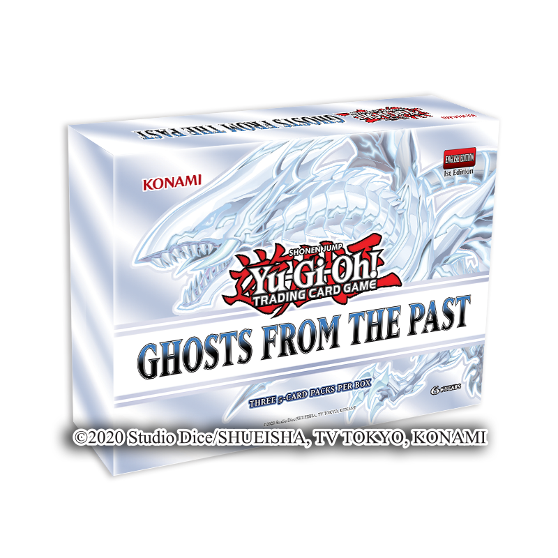 Yu-Gi-Oh!: Ghosts from the Past | Out of the Box Gaming