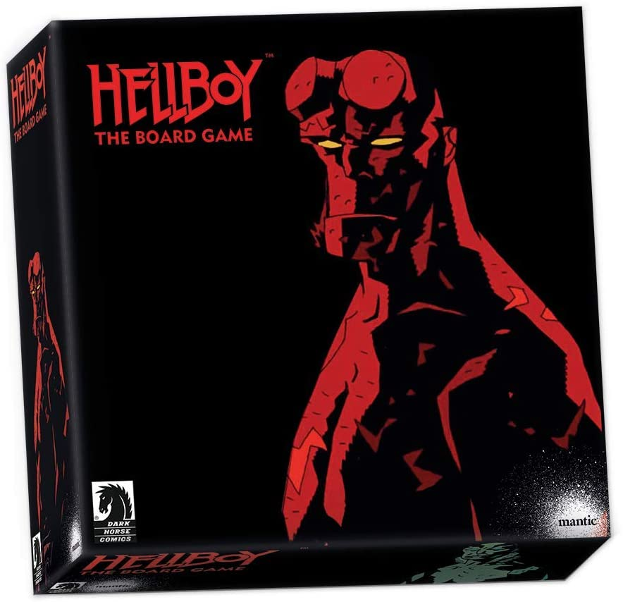 Hellboy: The Board Game | Out of the Box Gaming