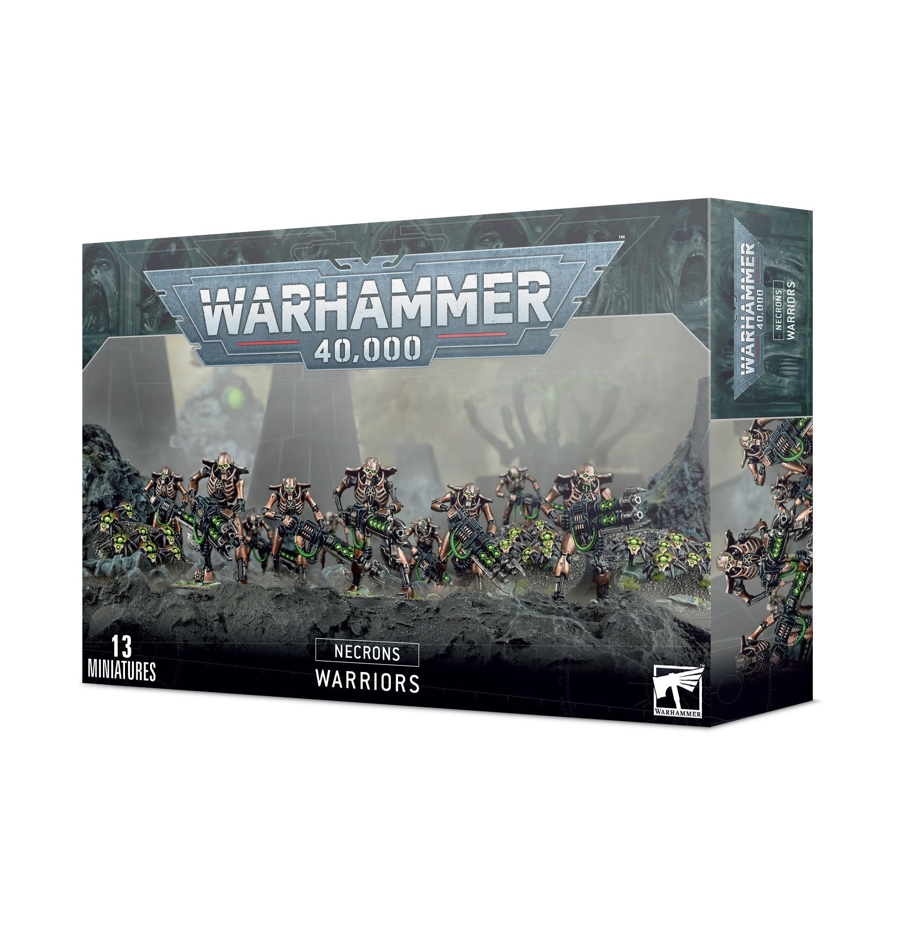 Necron Warriors | Out of the Box Gaming
