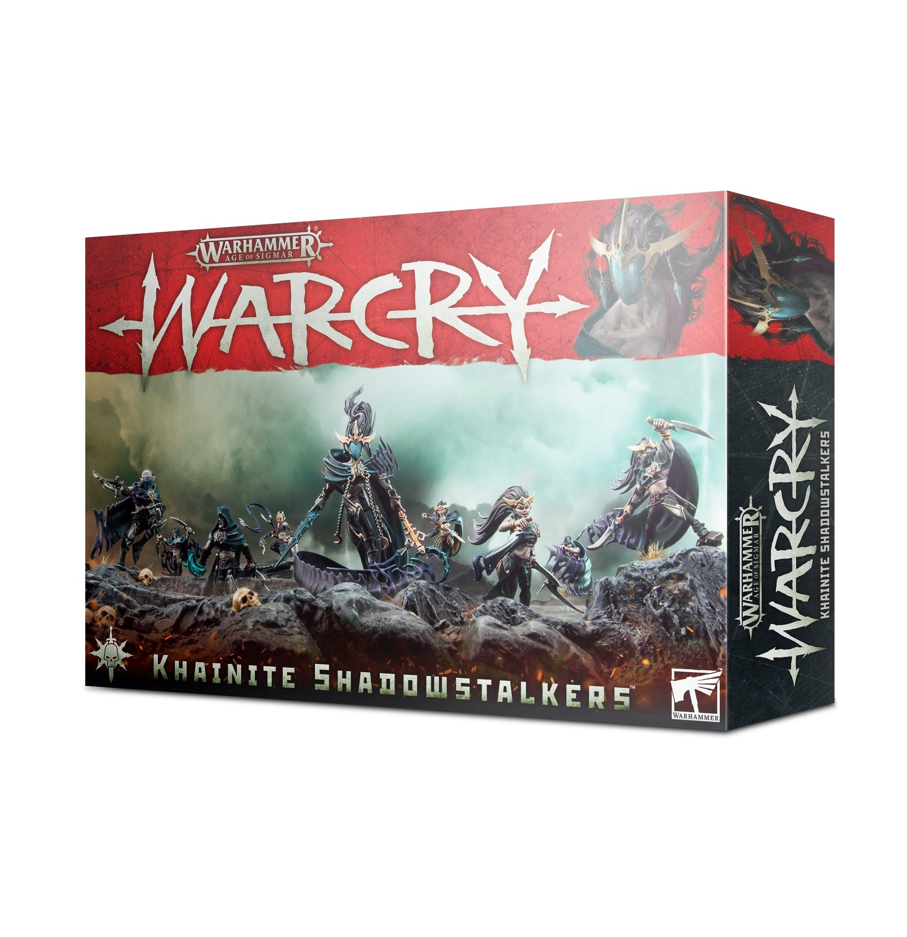 Warcry: Khainite Shadowstalkers | Out of the Box Gaming