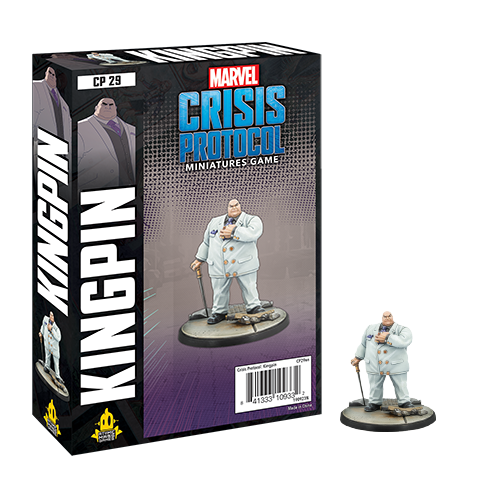Marvel Crisis Protocol: Kingpin | Out of the Box Gaming
