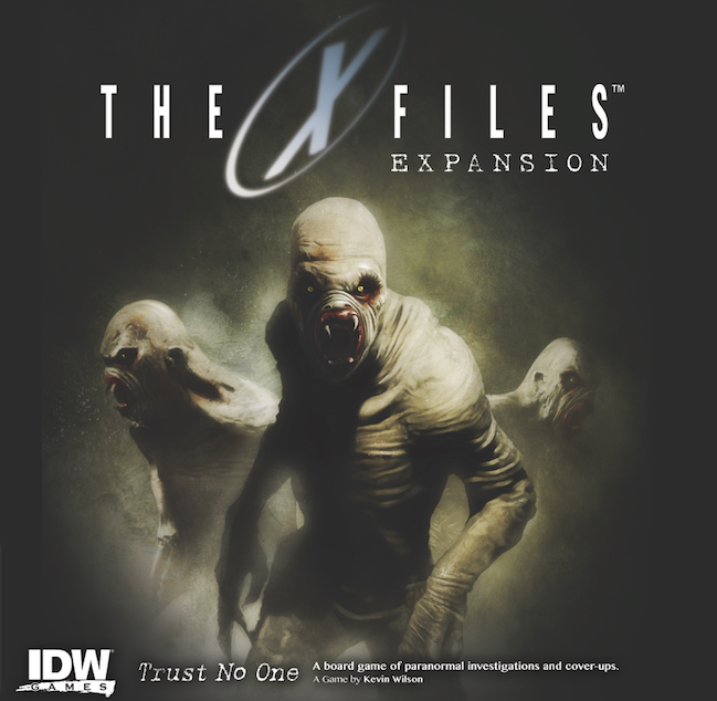 The X-Files: Trust No One Expansion | Out of the Box Gaming