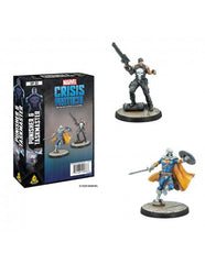 Marvel Crisis Protocol: Punisher & Taskmaster | Out of the Box Gaming