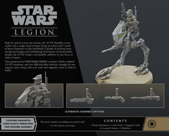 Star Wars: Legion – Republic AT-RT Unit Expansion | Out of the Box Gaming