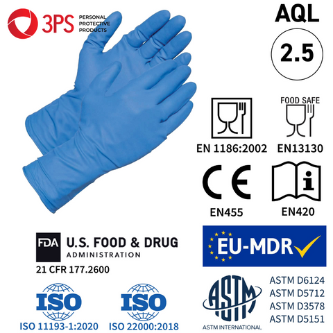 Surgical Disposable Gloves (Box of 100)