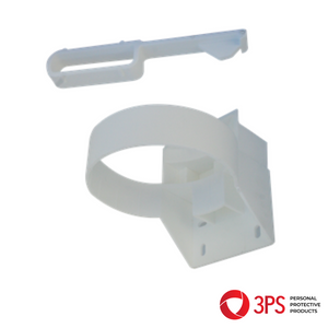WALL MOUNT BRACKET - FOR MULTIPURPOSE REUSABLE WIPE CANISTER