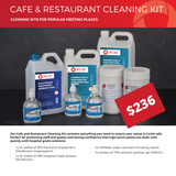 Cafe and Restaurant Cleaning Kit