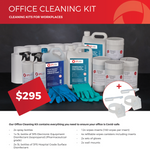 Office Cleaning Kit