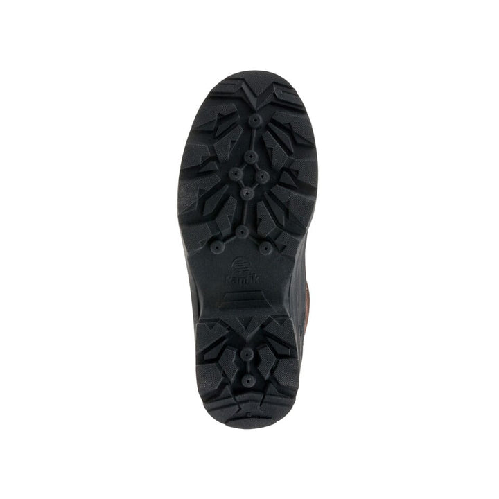 DARK BROWN : NATION WIDE Sole View