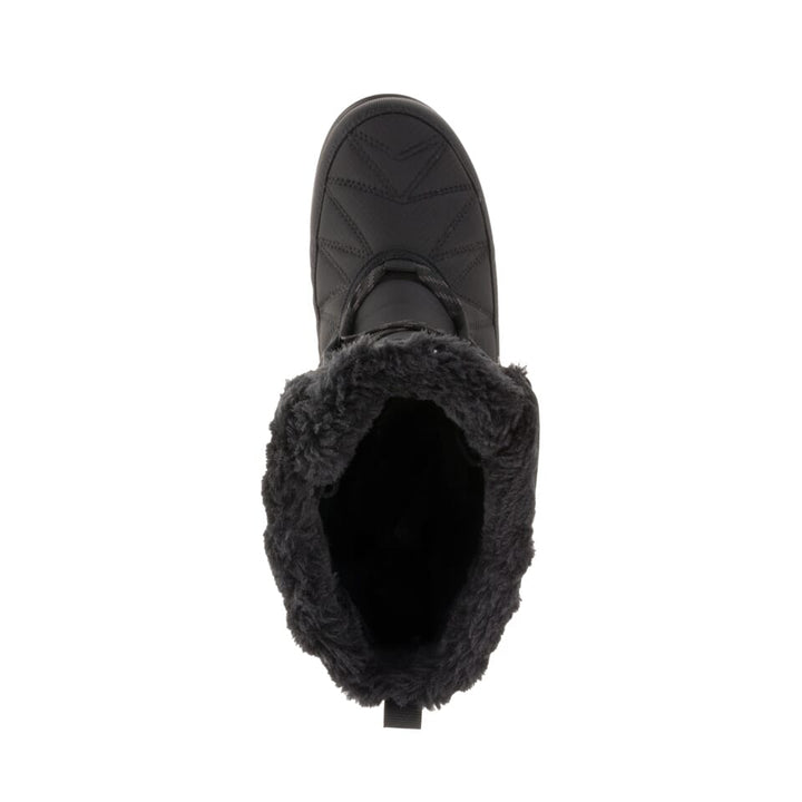 BLACK : HANNAH MID Top View