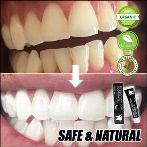 Instant Whiting Charcoal Toothpaste