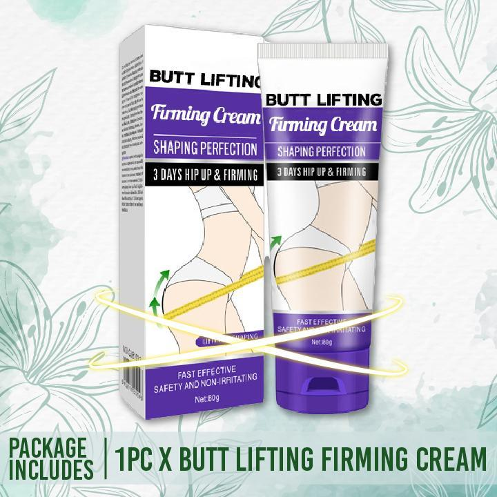 Butt Lifting Firming Cream