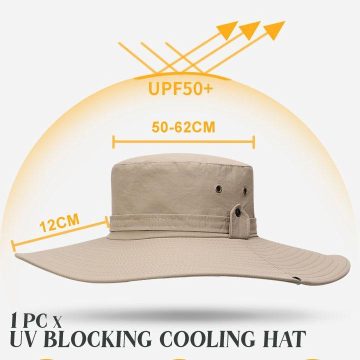 UV Blocking Cooling Hat