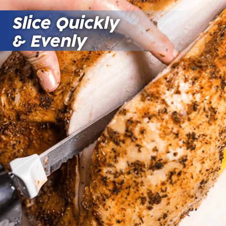 Easy Slice Cordless Meat Knife