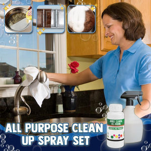 All Purpose Clean-up Spray Set
