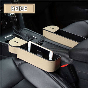 Movable Car Seat Compartment