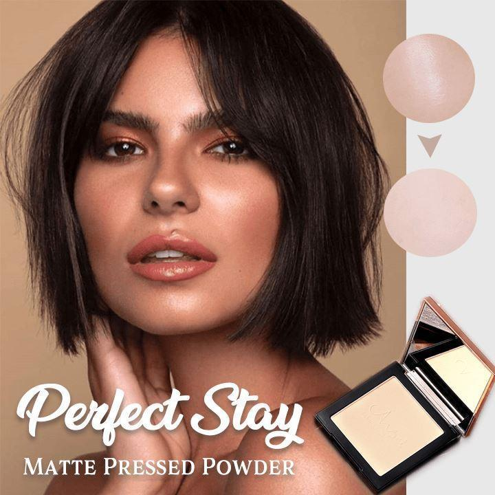 Perfect Stay Matte Pressed Powder Beauty ModerateRose