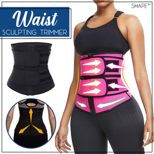 SHAPE™ Waist Sculpting Trimmer LemonGlacier