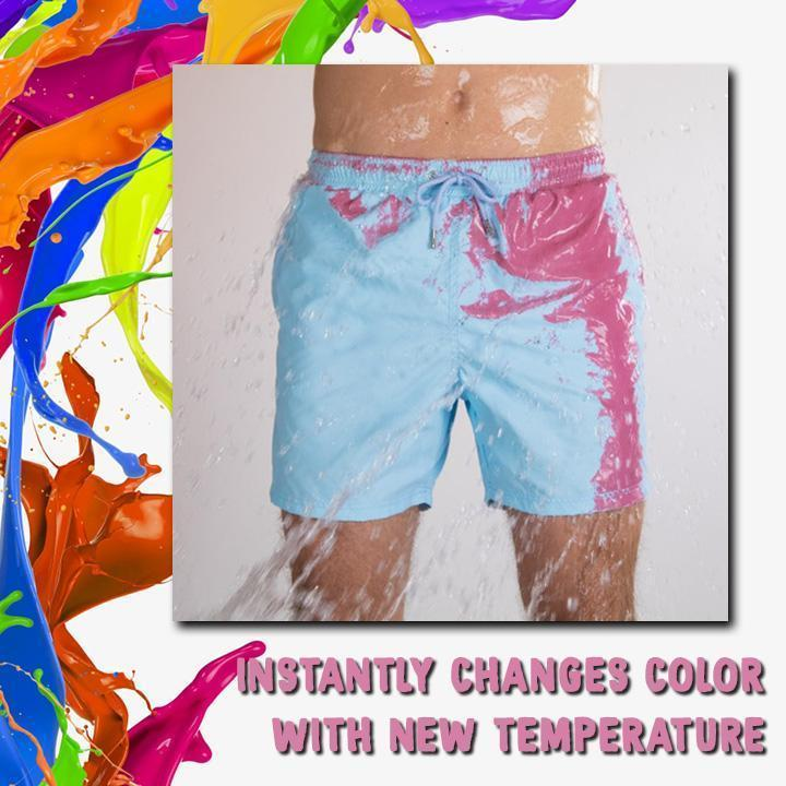 SummerChill Color-Changing Short Beauty ModerateRose