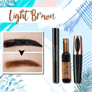 Sunkissed Waterproof Eye Makeup Kit Beauty ChestnutFive