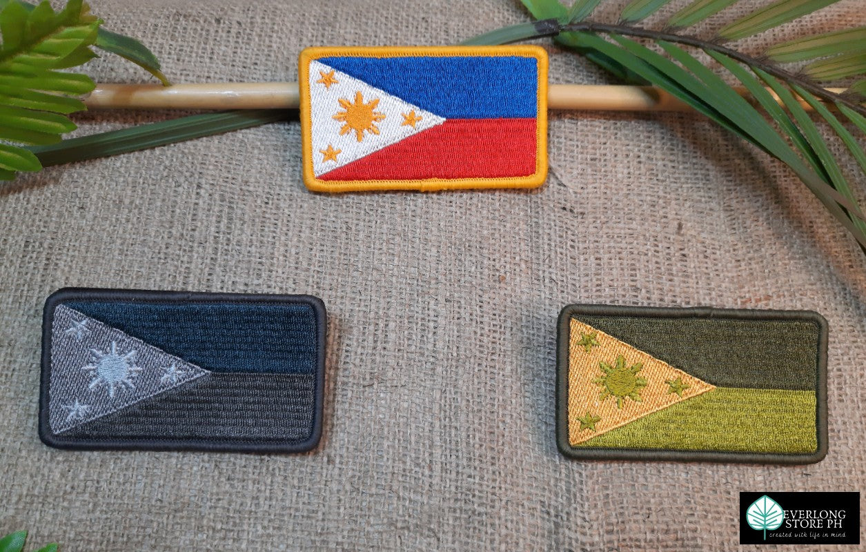 Embroidered Velcro Patch Collection