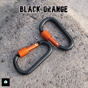 Buy 1 Get 1 High Quality D-Type Carabiner
