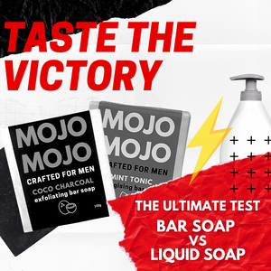 BAR SOAP vs LIQUID SOAP : THE ULTIMATE TEST