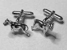 Load image into Gallery viewer, Staffordshire Bull Terrier Cufflinks