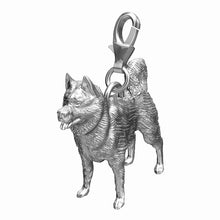 Load image into Gallery viewer, Husky Charm